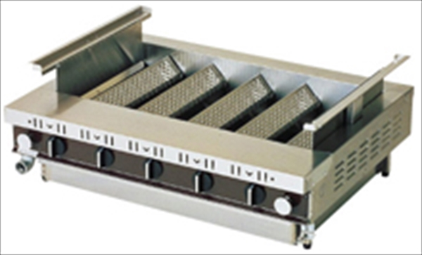 建厨 ローストクックK型 K-5C LPガス 6-0677-0203 DYK143
