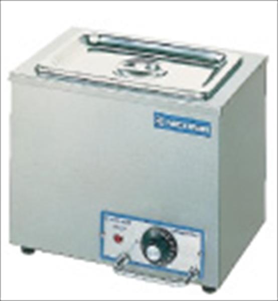 ニチワ電機 電気卓上ウォーマー TEW-S型 (湯煎式) 6-0733-0101 EUO20
