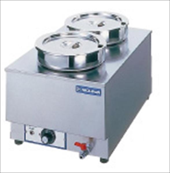 ニチワ電機 電気卓上ウォーマー TEW-A型 (湯煎式) 6-0732-0601 EUO22