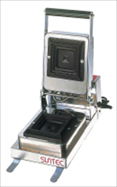サンテックコーポレーション 電気式 ホットスナッカー HS-101 No.6-0862-0101 FSN01