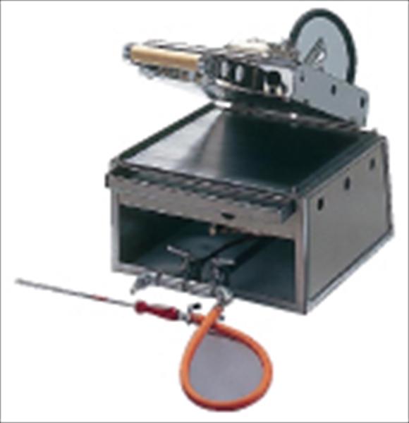 兼光産業 ガス式いか焼 IK-100 LPガス  6-0882-0701 GIK011