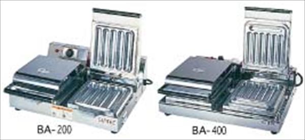サンテックコーポレーション 電気式 チェルキー バータイプ BA-100(1連式) 6-0862-0701 GTE021