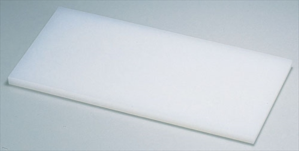 山県化学 K型 プラスチックまな板 K11A 1200×450×H40 6-0333-0220 AMN081116