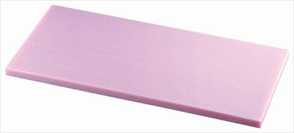 山県化学 K型オールカラーまな板ピンク K5 750×330×H20 6-0332-0107 AMNA707