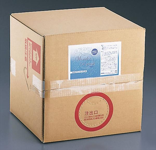 ピュアソン 除菌・消臭剤 ワンダーリフレッシュ (濃縮タイプ)20L No.6-1296-0202 JPY0602