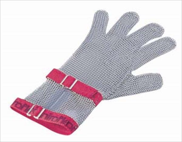 ニロフレックス ニロフレックス メッシュ手袋5本指 M C-M5赤 ショートカフ付 STB6802 [7-1385-1002]