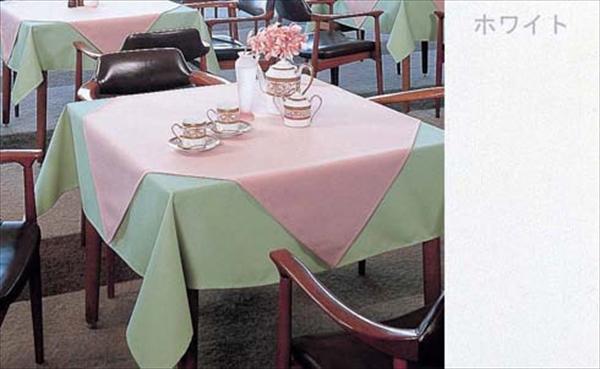 アベイチ テーブルクロス SG ENC100 1.5×1.5m ホワイト 6-2278-0501 UTCO001