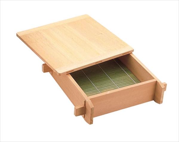 遠藤商事(TKG) 木製 角セイロ 関東型(サワラ材) 45 WSI01045 [7-0389-0106]