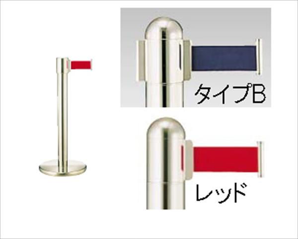 直送品■大和金属製作所 ガイドポールベルトタイプ GY411 B(H900)レッド ZGI03293A [7-2450-0505]