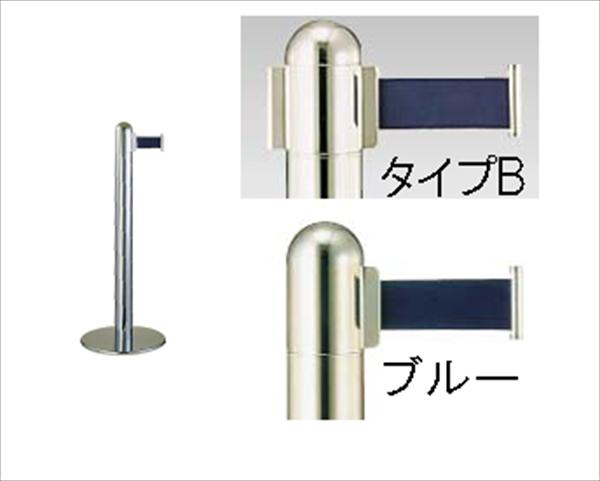 大和金属製作所 ガイドポールベルトタイプ GY312 B(H930)ブルー 6-2322-0802 ZGI06294A