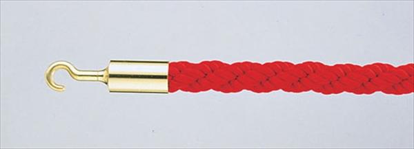 大和金属製作所 パーティションロープ Aタイプ 30B レッド No.6-2324-1301 ZPC43