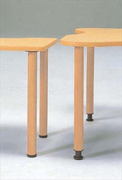 オリバー システムテーブル用アジャスター脚 4本組 SLS1700AJ・NB・LO No.6-2274-0601 UTCT701