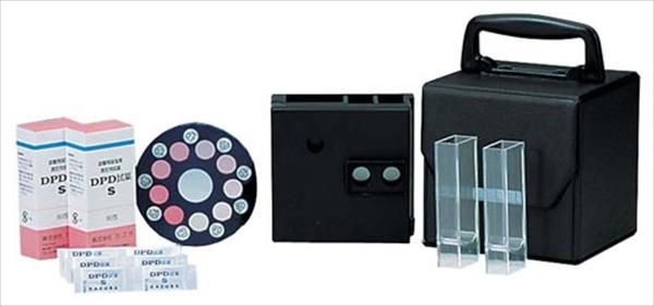カズサ DPD法残留塩素測定器エンパテスター SWA(pH測定器なし) 6-0565-1401 BZV1401