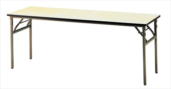 直送品■金沢車輛 KB型 角テーブル KB1875  UTC67187 [7-2411-0403]
