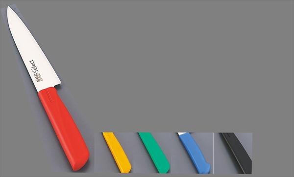 通信販売 関兼次刃物 カラーセレクト ペティーナイフ お得なキャンペーンを実施中 両刃 AKL2808 3012-GR 15グリーン 7-0318-0106