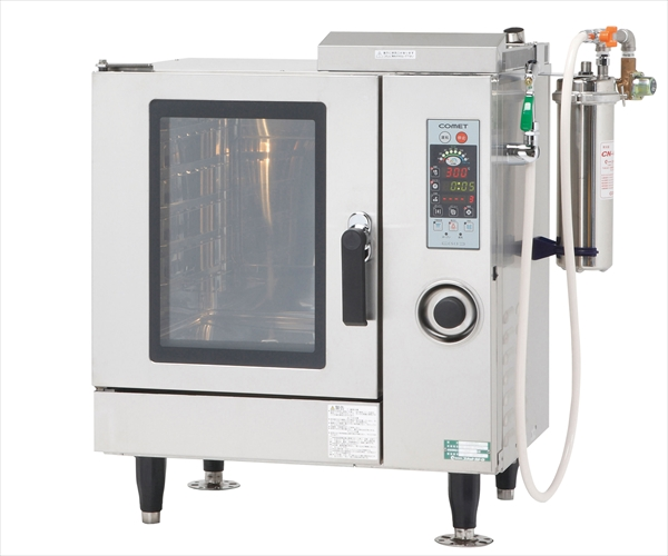遠藤商事 (TKG)  電気式 スチームコンベクションオーブン CSI3-E5 No.6-0629-0302 DOCA102