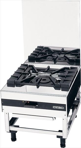 遠藤商事 ガス 台付コンロスープ用 OZ50-60LD LPガス 6-0635-0701 DKV8601