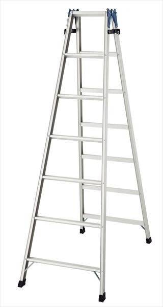 遠藤商事 梯子兼用脚立 RD型 RD2.0-12 6-1245-0302 XHSE302