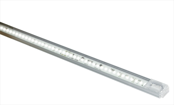 遠藤商事 LED棚下照明(昼光色) NXGS600DC 6-1079-0101 ZTN0101