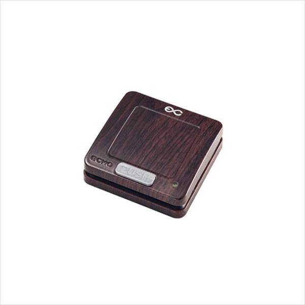 エコー総合企画 エコチャイム 送信機(電池レス) EC-305 木目 6-1886-0505 KTY2805
