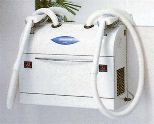 三共空調 毛髪・塵埃除去機 取るミング(2人用) HW-TRC 100V用 No.6-1365-0801 STL0101