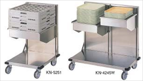日本洗浄機 オープンリフト型ディスペンサー KN-4245W 6-0775-0404 HDI31004