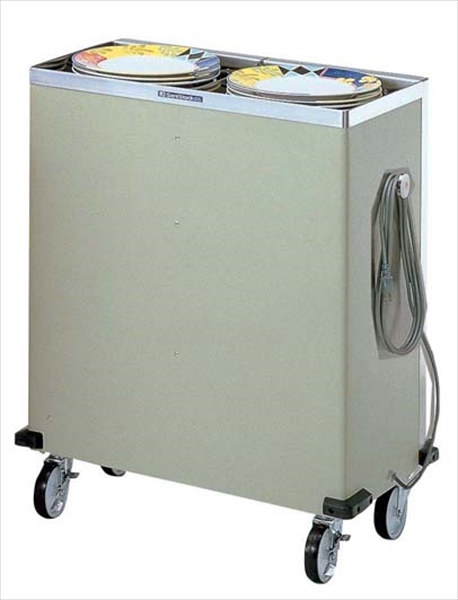 日本洗浄機 CLWシリーズ多列カート型ディスペンサー CL32W2H(保温式) No.6-0776-0206 HDI6006
