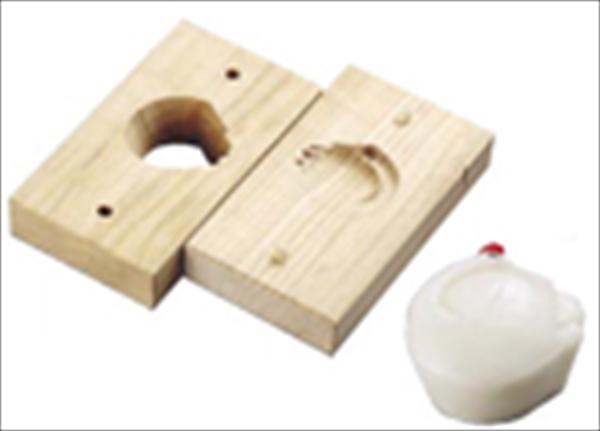 遠藤商事 手彫物相型(上生菓子用) 鶴  6-1042-0601 WBT16