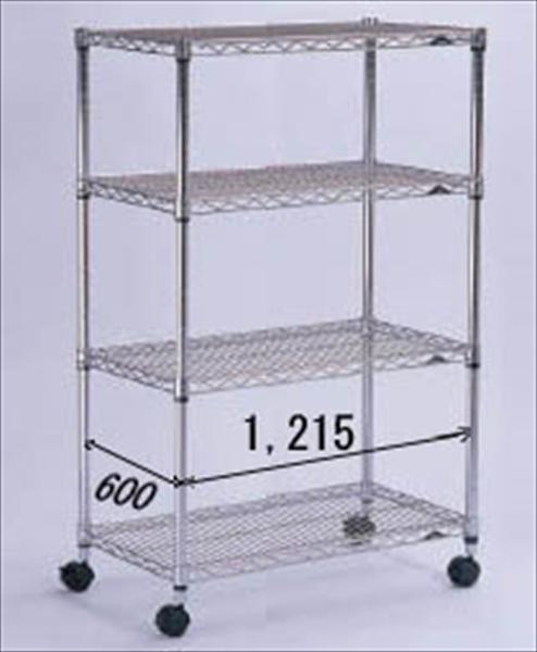 ドウシシャ LMラック600 SHL-1260SL 4段 PHL-0150SL2 6-1064-1203 HLM0903