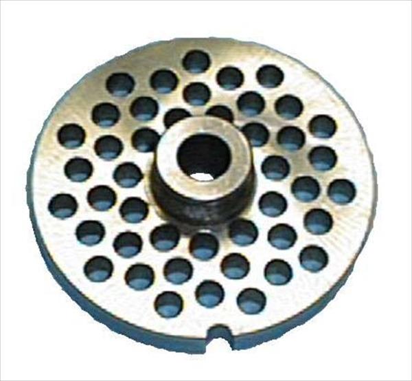大道産業 電動ミートチョッパーOMC-12・12C 部品 プレート6.4 6-0603-0407 CMC18006