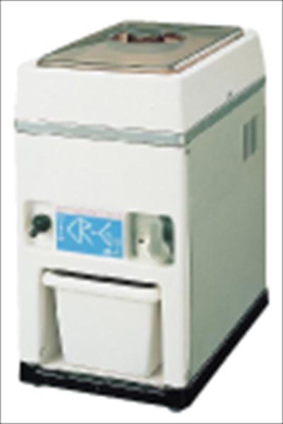 池永鉄工 スワン電動式アイスクラッシャー CR-G  6-0842-0801 FAI76
