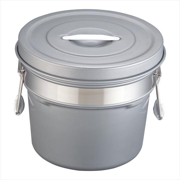 オオイ金属 段付二重食缶(内外超硬質ハードコート) 248-H(12l) 6-0184-0304 ASY58248