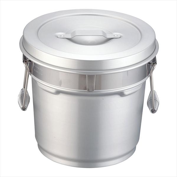 オオイ金属 アルマイト段付二重食缶 246-R (8l) 6-0184-0402 ASY74246