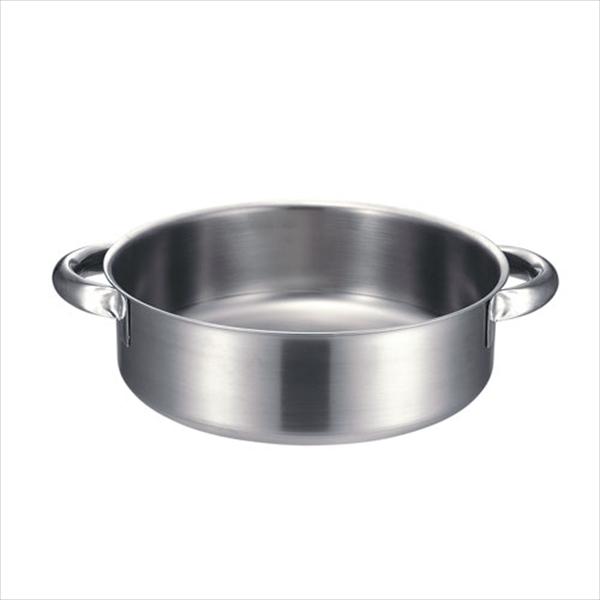 本間製作所 KO 19-0電磁対応外輪鍋(蓋無) 45 ASTN708 [7-0018-0708]