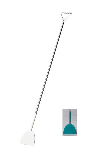 イイヅカ シリコン ウルトラロングヘラ 600型 緑 6-0193-0104 AUL0104