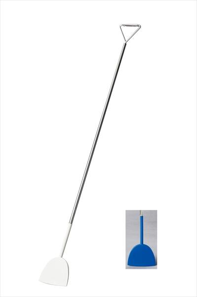 イイヅカ シリコン ウルトラロングヘラ 800型 青 AUL0107 [7-0197-0107]