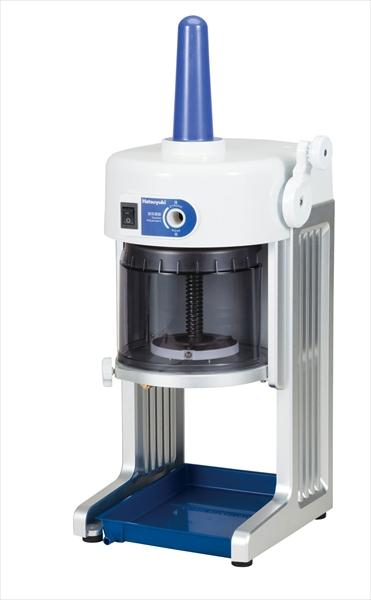 中部 初雪 電動式ブロックアイススライサー BASYS HB310B No.6-0839-0201 FAIJ301