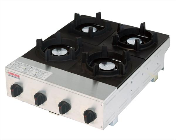 山岡金属工業 ピビンパガッツ4(立消え安全装置付) SPK-574T 13A 6-0700-0203 DPB0803