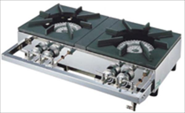 山岡金属工業 ガステーブルコンロ用兼用レンジ S-2220 LPガス 6-0638-0201 DKV2701