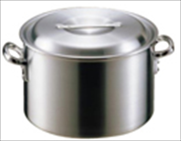 アカオアルミ アルミDON半寸胴鍋 36  6-0037-0207 AHV13036