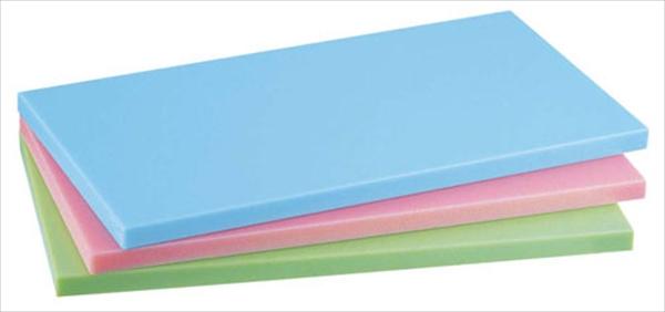 新輝合成 トンボ抗菌カラーまな板 600×300×30 ブルー 6-0331-0307 AMN8034A