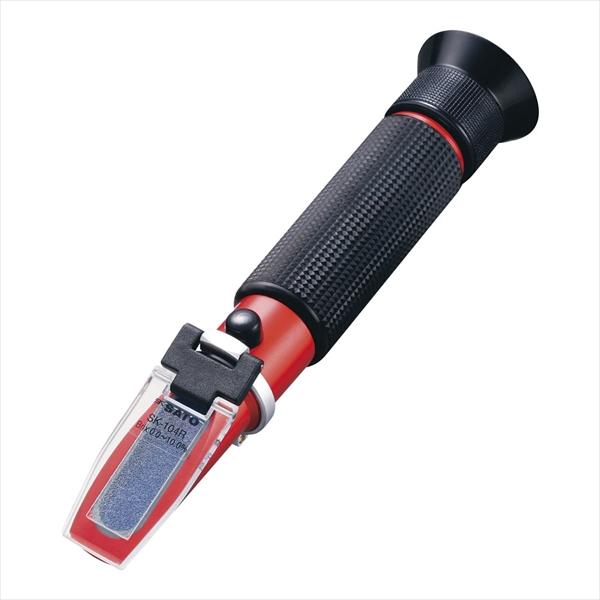 SATO 手持屈折計(自動温度補正付) SK-104R 6-0560-0101 BKS1101