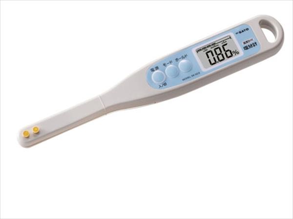 佐藤計量器製作所 温度計付塩分計 SK-5S BOVL601 [7-0592-0301]