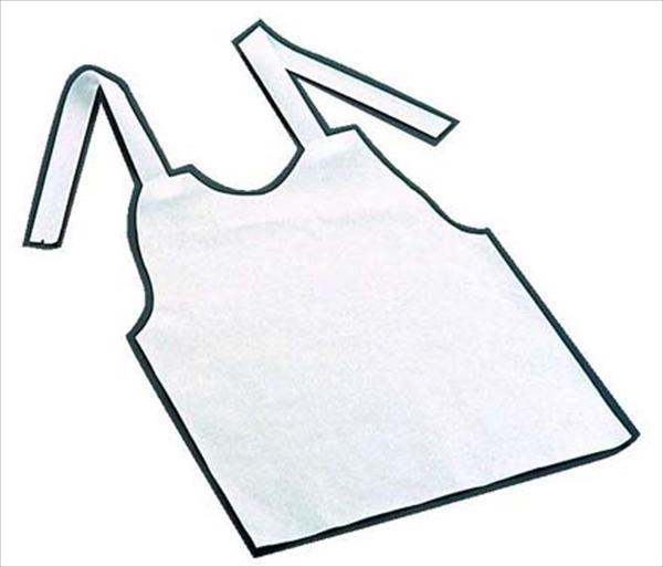 東京クイン 使いすて 紙エプロン(大人用) (2000枚入) SEP03 [7-1394-0201]