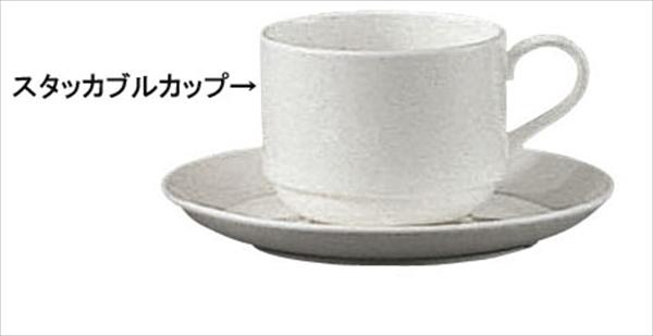 直送品■ノリタケ モデラートライン スタッカブルカップ6個 50185CA/9990 RMD1601 [7-2217-1501]
