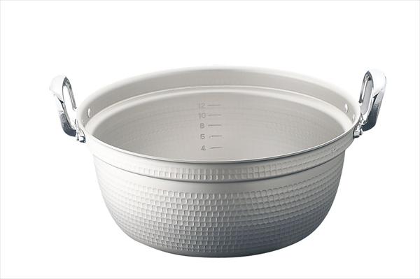 北陸アルミニウム マイスター アルミ極厚円付鍋 (目盛付)60cm 6-0034-0912 AEV03060
