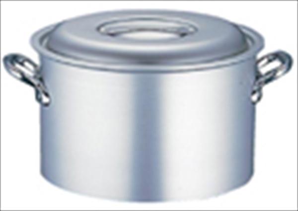 北陸アルミニウム アルミ マイスター半寸胴鍋 42  6-0034-0209 AHV5742