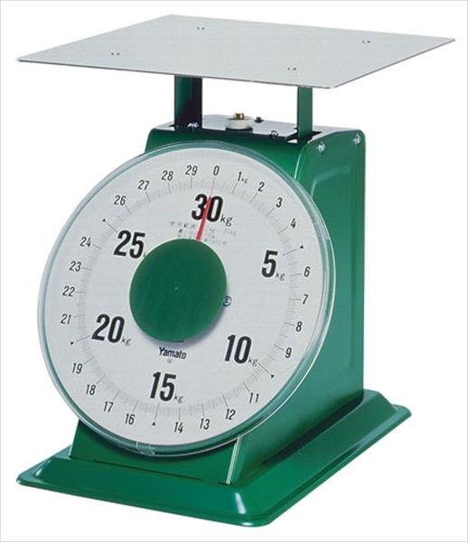 大和製衡 ヤマト 上皿自動はかり「特大型」 平皿付 SD-30 30kg 6-0541-0901 BHK6830