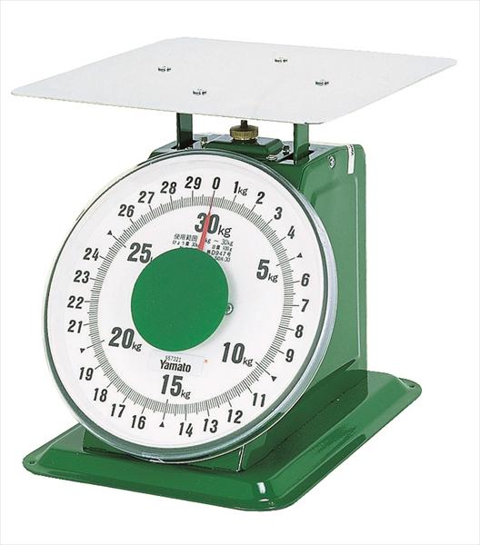 大和製衡 ヤマト 上皿自動はかり「大型」 平皿付 SDX-30 30kg 6-0541-0803 BHK6730