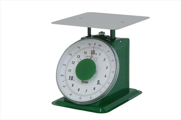 大和製衡 ヤマト 上皿自動はかり「大型」 平皿付 SD-15 15kg 6-0541-0801 BHK6715